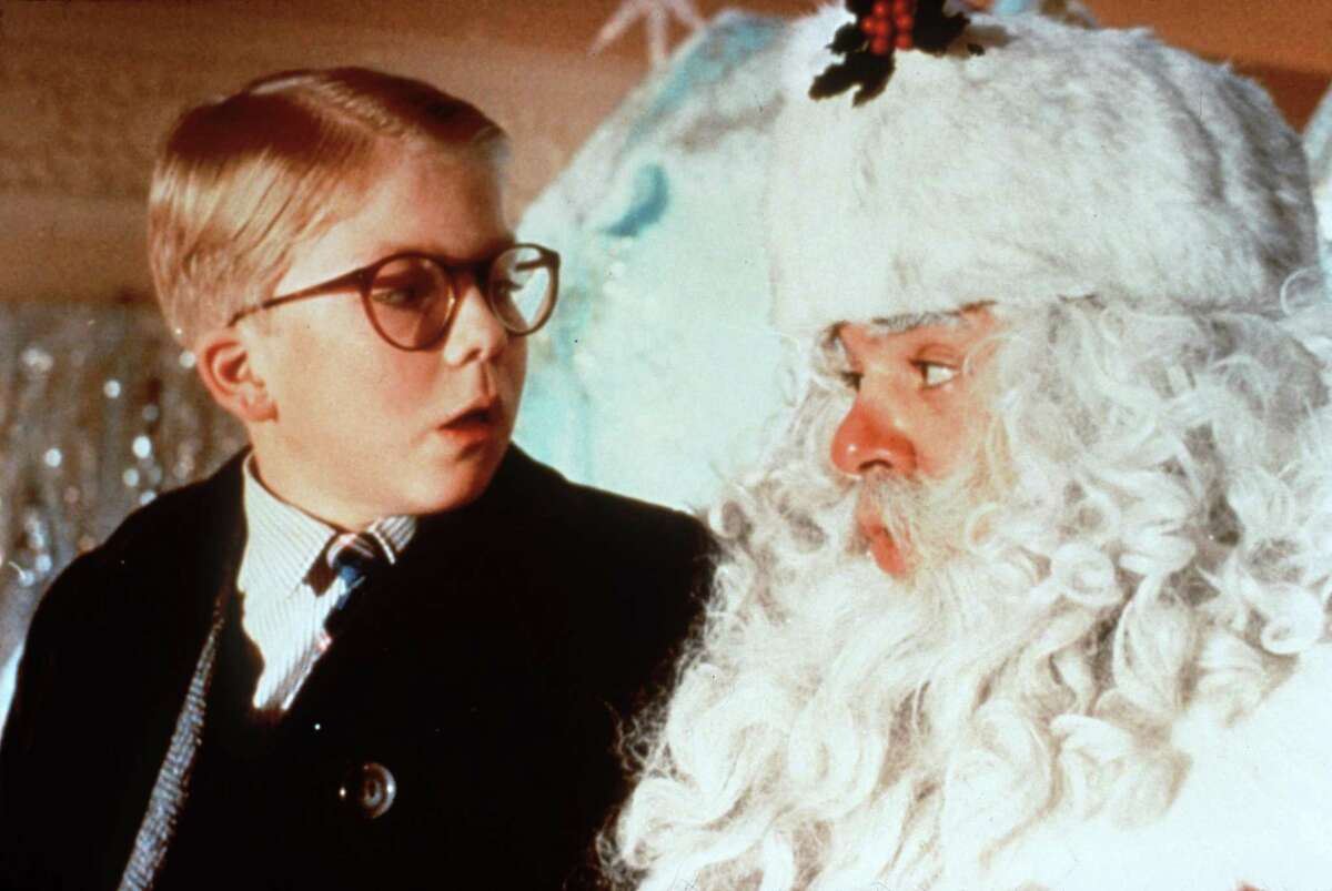 The following are the 12 holiday movies the selected applicant is required to watch. 1.