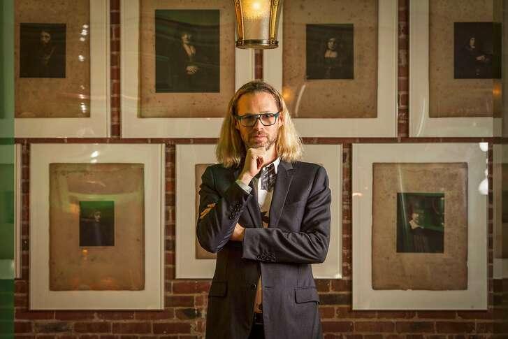 Michael Birch, Co-Founder of The Battery in San Francisco, California, USA 16 Nov 2017.