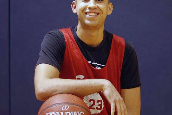 Stevens senior Jonathan Salazar, a key, versatile player who has come back from a serious knee injury suffered last season at Stevens High School on Tuesday, December 13, 2017.