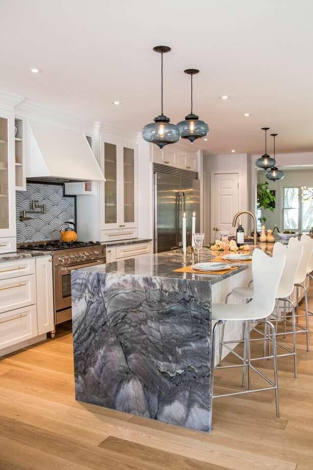 Flatbrook & Co. -- Best Remodel Kitchen Over $75K Photo: Capital Region Builders & Remodelers Association