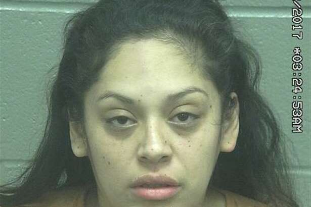 Toni Lynn Coronado, 30,was arrested Wednesday after she allegedly stabbed a man, according to court documents.