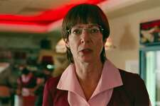 """This image released by Neon shows Allison Janney as LaVona Golden in a scene from """"I, Tonya."""" On Monday, Dec. 11, 2017, Janney was nominated for a Golden Globe for best supporting actress in a motion picture for her role in the film. The 75th Golden Globe Awards will be held on Sunday, Jan. 7, 2018 on NBC. (Neon via AP)"""