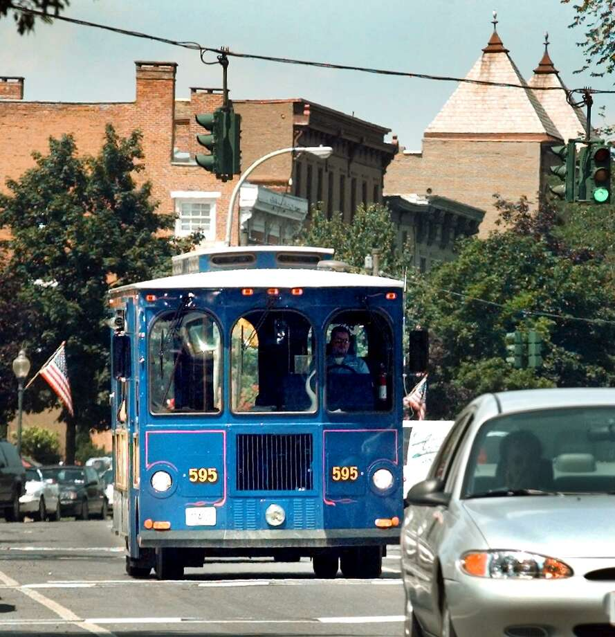 The Evolution Of Trolley Cars In The Capital Region