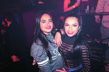 Tere Sanchez and Larisa Charles at Club Vibe  Friday, December 15, 2017