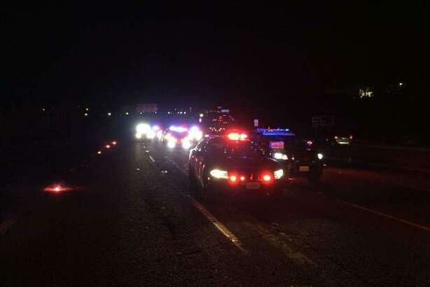 A 47-year-old Sacramento man was arrested after colliding with four other cars on Interstate 80 on Nov. 25, killing four and injuring six, authorities said.