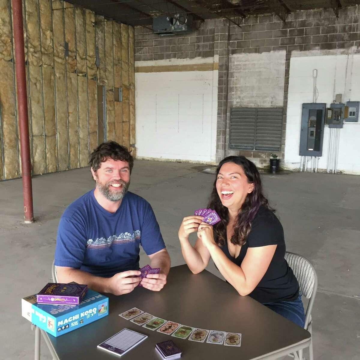 Tea + Victory is a board game cafe under construction at 2030 E. TC Jester. It is billed at Houston's first board game cafe for those with a passion for board games. It will serve food, beer, wine, and a coffee and tea program. It also will feature more than 500 board games. The project is led by husband and wife Jason Bush and Vanessa Briceno.