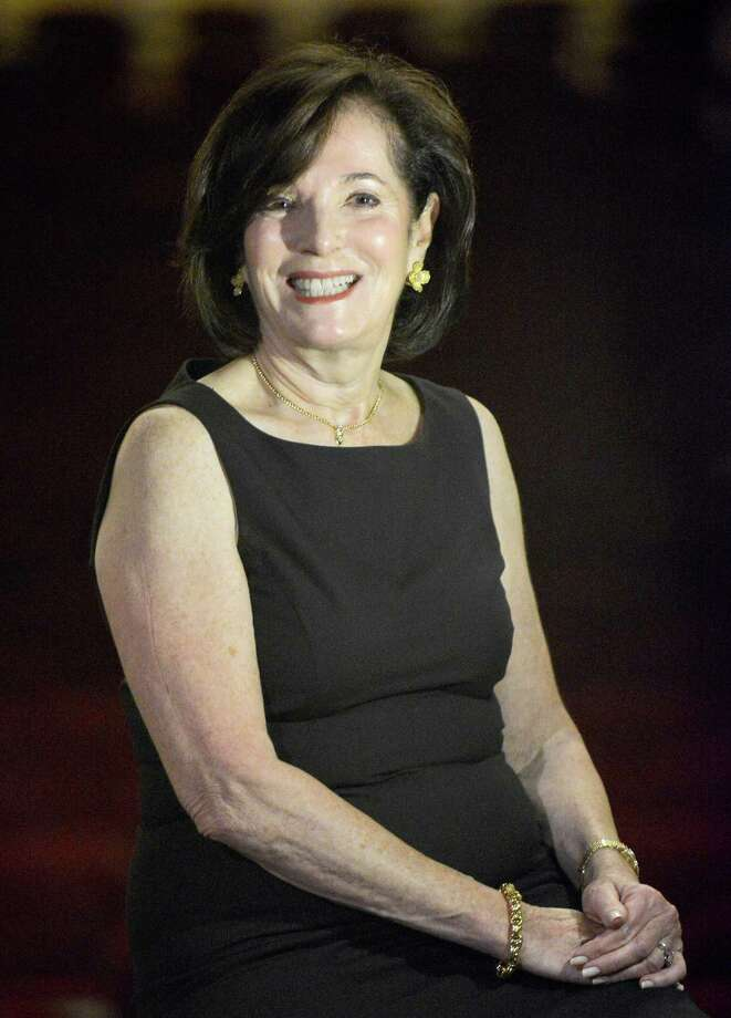 Barbara Soroca, retiring CEO of the Stamford Symphony, has created the Soroca Fund for American Music, which will help bring more works by American composers to the concert stage. Photo: Matthew Brown / Hearst Connecticut Media / Stamford Advocate