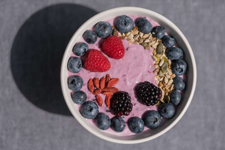 Stock image of an acai bowl. Photo: Malcolm P Chapman/Getty Images