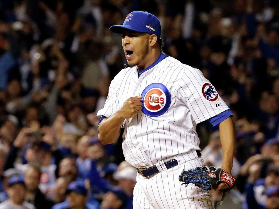 PHOTOS: Who is left on the MLB free agent market?Former Cubs relief pitcher Hector Rondon has agreed to a deal with the Astros.>>>See who else the Astros might have eyes on this offseason ... Photo: Nam Y. Huh, Associated Press / AP
