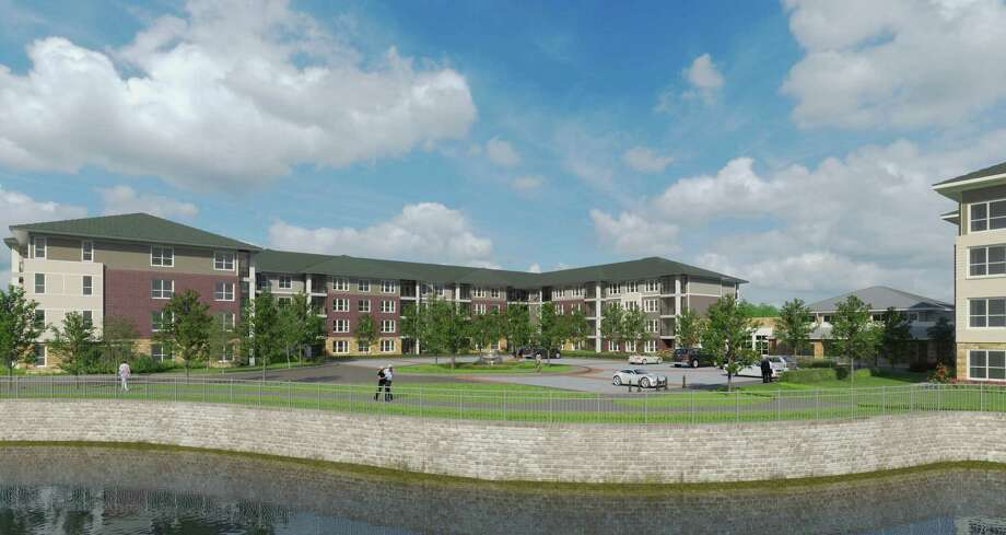 Scheduled to open in late summer 2018, Galveston Crossing will feature 118 residences with nine new floor plans.
