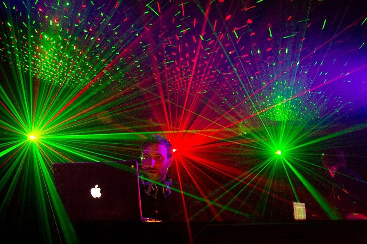 DJs Jamie Jams and Emdee bring their Last Nite | 2000's Indie Dance Party to Elbo Room on Friday.