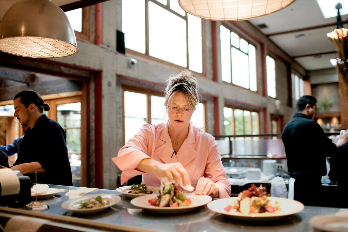 Foreign Cinema chef and owner Gayle Pirie.