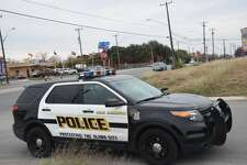 A man told police he was stabbed and robbed Friday, Dec. 15, 2017, under a West Side San Antonio bridge.