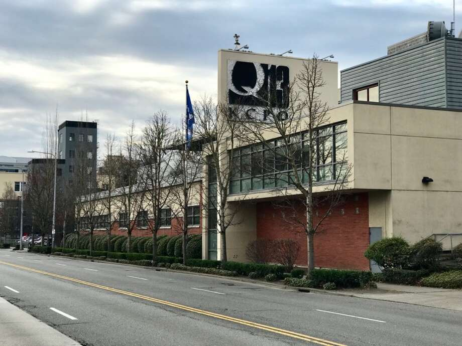 The KCPQ-TV studios on Westlake Avenue N. in Seattle. Photo: Grant Hindsley/SeattlePI