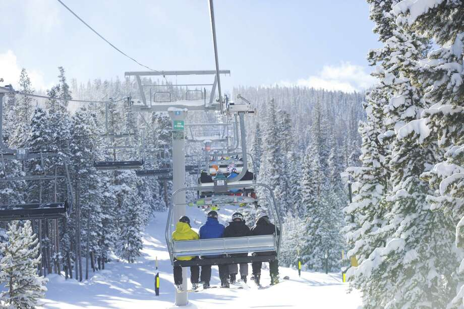 A recent report commissioned by the National Ski Areas Association shows that the percentage of people with household incomes over $100,000 who participate in snow sports has risen over the past eight seasons from 45 percent of ski area visitors to 56 percent of visitors. But there are ways to make a ski trip affordable, including skiing at smaller resorts, buying multi-day, half-day and advance tickets, and taking advantage of discounts for kids, seniors and groups. Photo: Cody Mendoza / Associated Press / Keystone Resort
