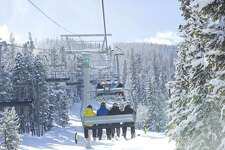 A recent report commissioned by the National Ski Areas Association shows that the percentage of people with household incomes over $100,000 who participate in snow sports has risen over the past eight seasons from 45 percent of ski area visitors to 56 percent of visitors. But there are ways to make a ski trip affordable, including skiing at smaller resorts, buying multi-day, half-day and advance tickets, and taking advantage of discounts for kids, seniors and groups.