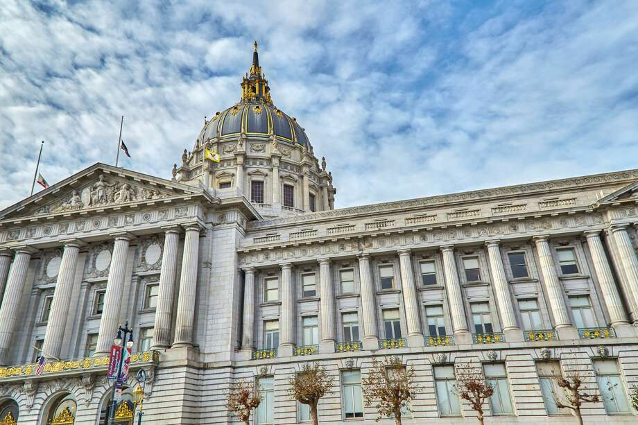 1) Civic Center Start the tour at in the neighborhood with the city's largest cultural and government institutions, including City Hall. Photo: Peter Unger/Getty Images/Lonely Planet Images