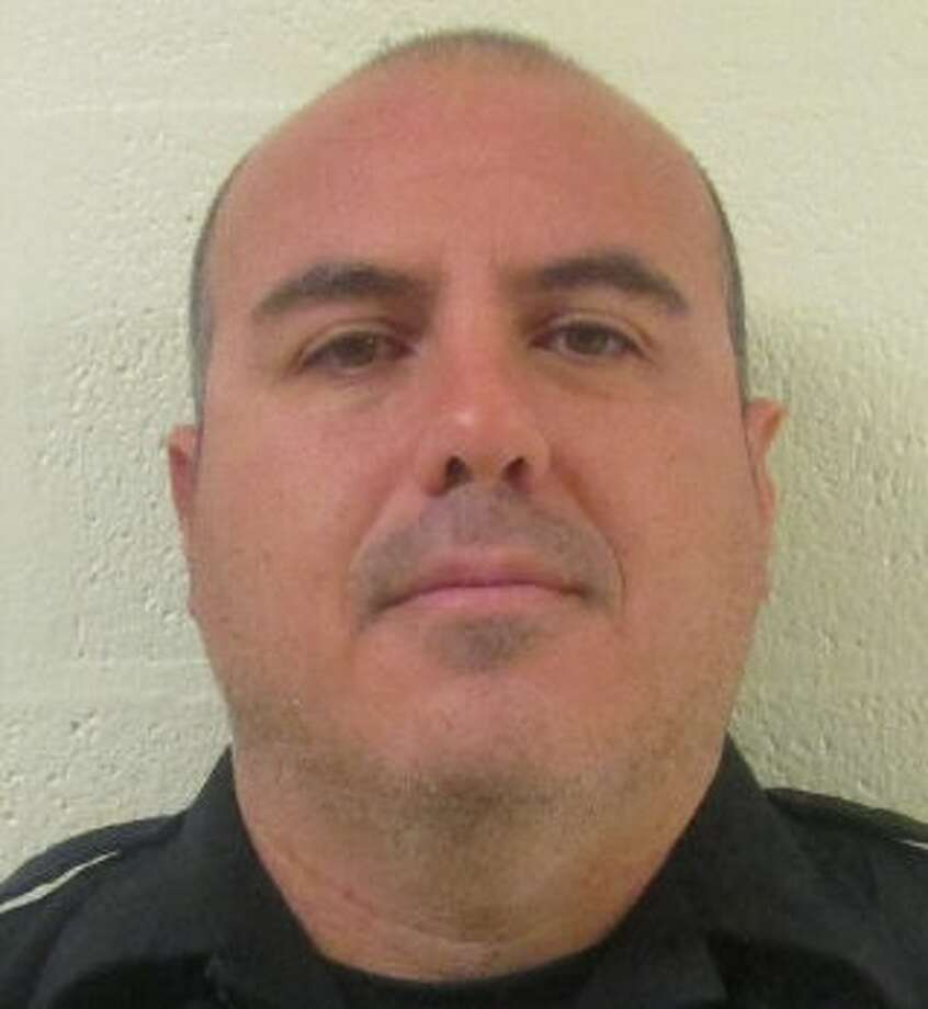 Michael Fernandez, a deputy with the Bexar County Sheriff's Office, was arrested Friday on a charge of official oppression. Photo: Bexar County Sheriff's Office