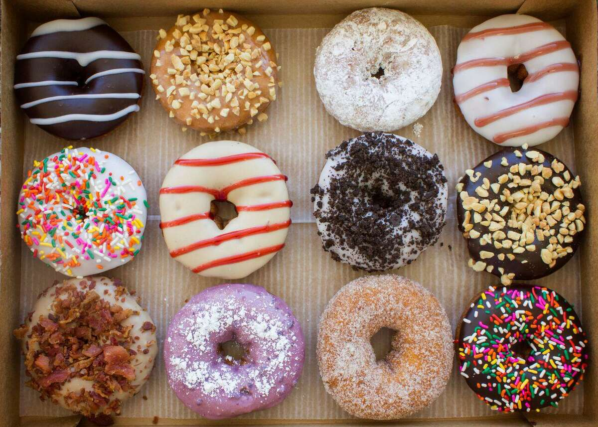 Duck Donuts is giving away a free classic doughnut on Friday for National Doughnut Day. No purchase or coupon necessary.