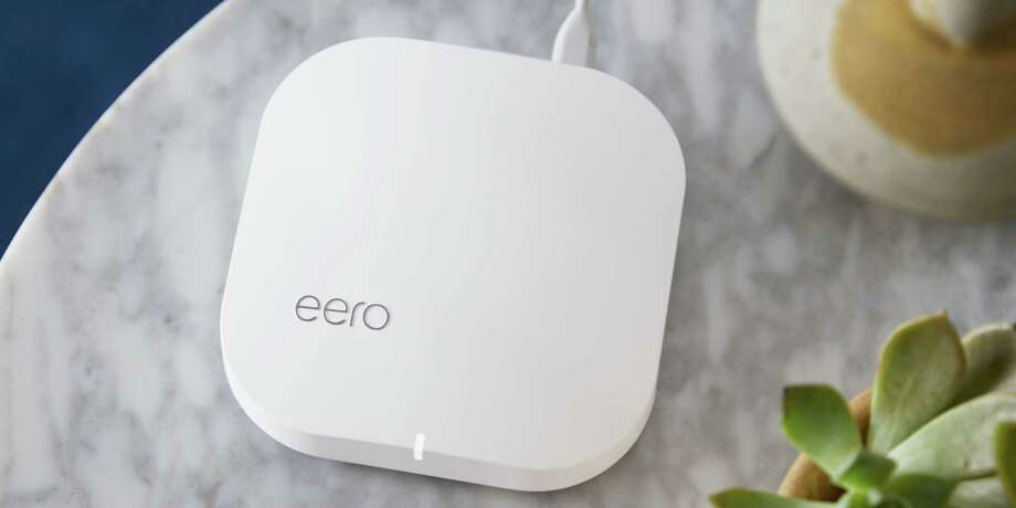 An Eero mesh router might just save your home from Wi-fi woes. Photo: Eero / The Washington Post