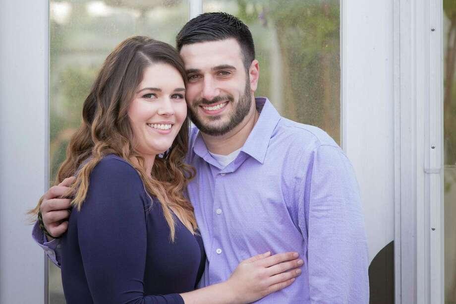 Amanda Paige DiMarzio and Michael Bryan Resnik Photo: / Contributed Photo