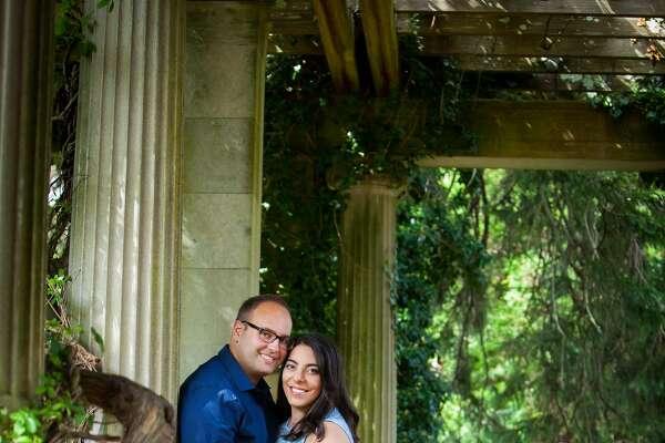 Steven Costa and Andrea de Sousa