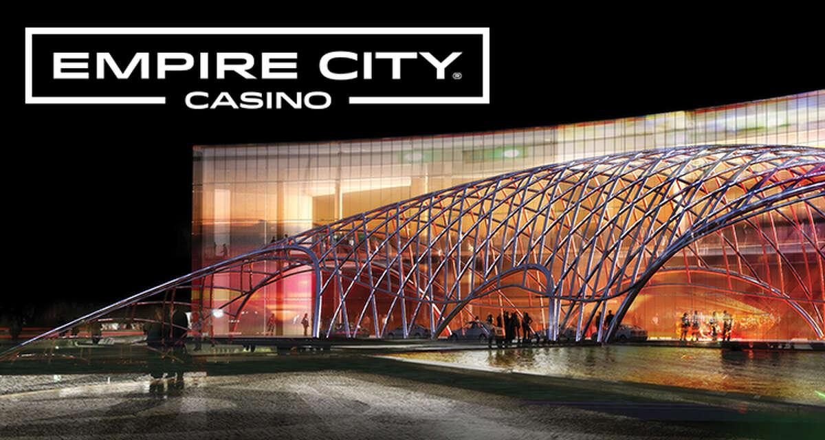 Empire City Casino at Yonkers Raceway,Yonker's, NY