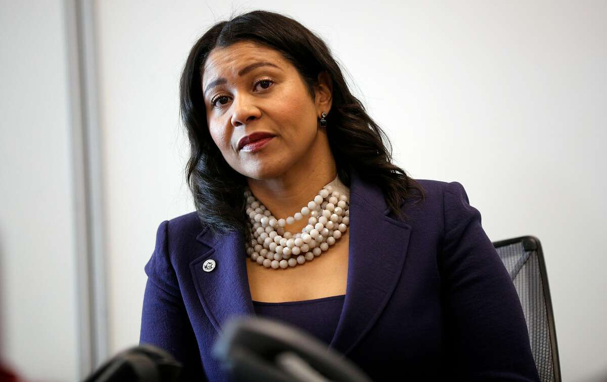 Acting Mayor of San Francisco London Breed during a briefing with city officials updating here on the city's emergency preparedness and protocol in San Francisco, Calif., on Wednesday December 13, 2017.
