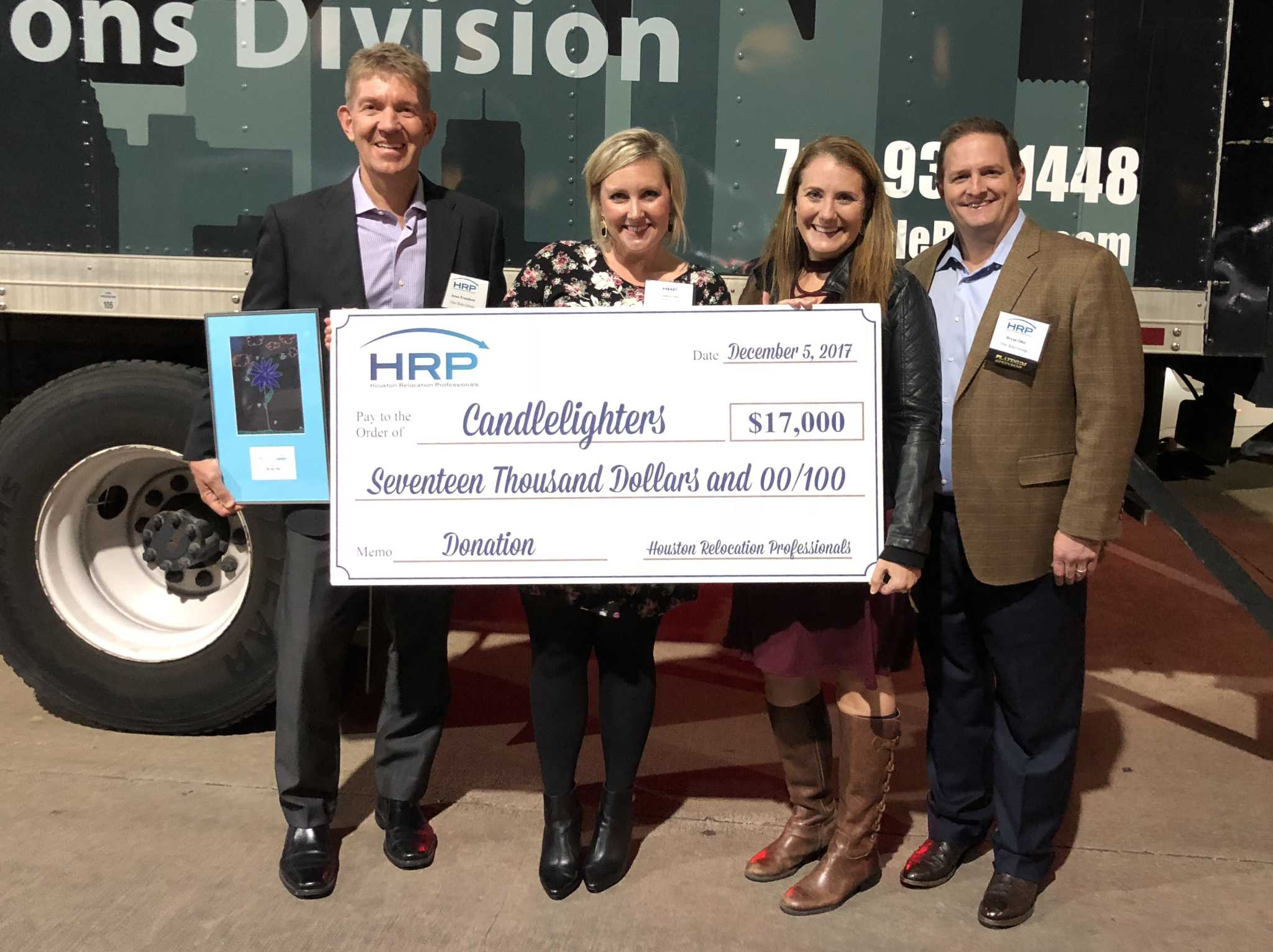 On the move: Houston Relocation Professionals celebrates annual giving