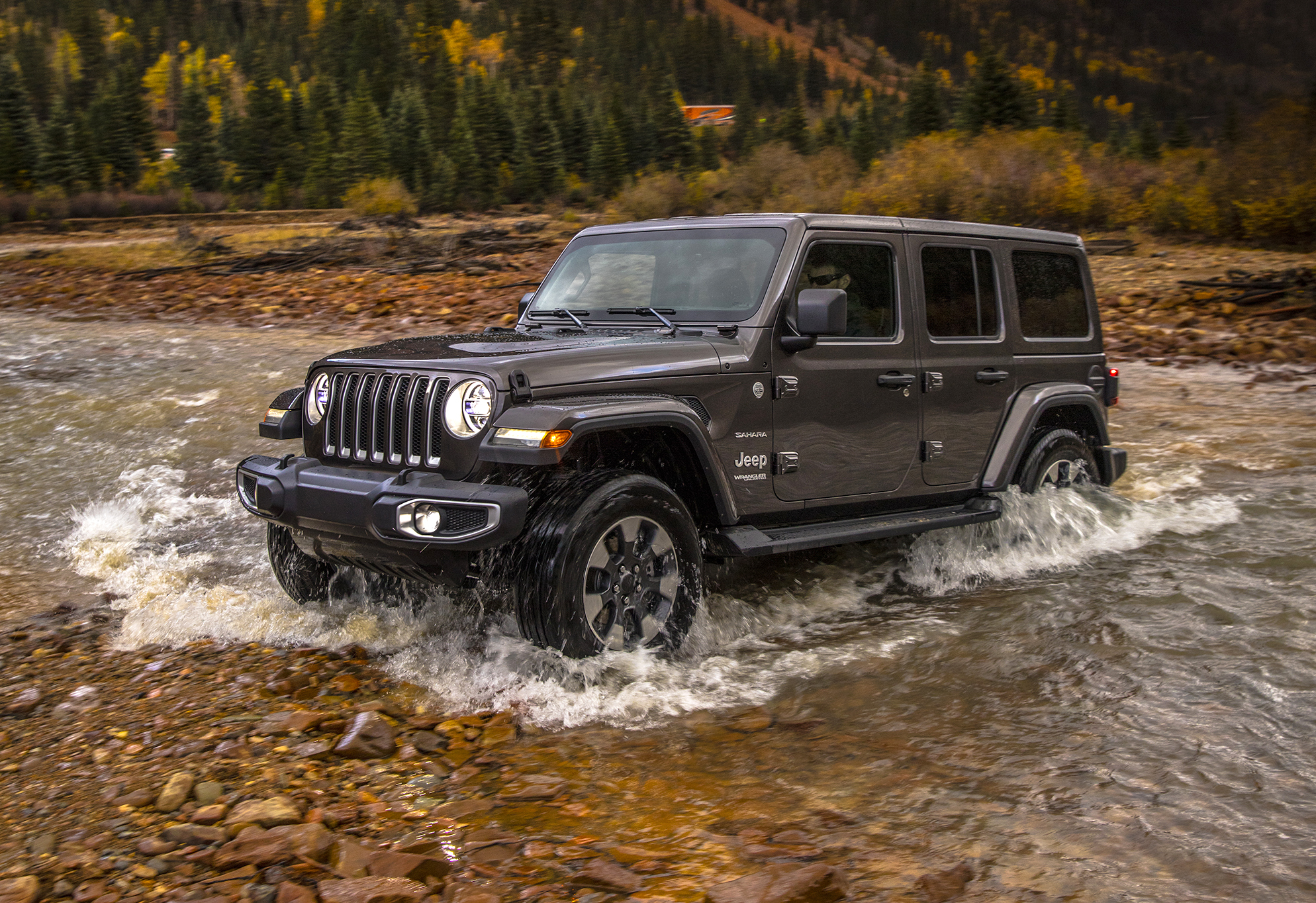 Wrangler reboot: Fans will find new powertrains, tops and manners for Jeep's off-road icon