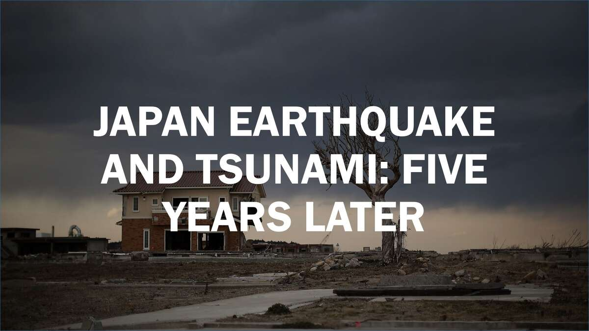 Japan earthquake and tsunami: five years later