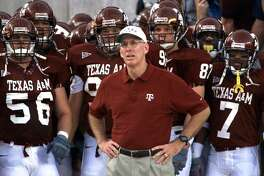 In his early days at Texas A&M, R.C. Slocum notes it wasn't unusual for top prospects to sign with several schools.