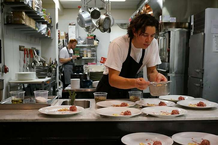 Alexander Hong, chef of the Sorrel. The Mission pop-up is opening a brick and mortar location in Presidio Heights.