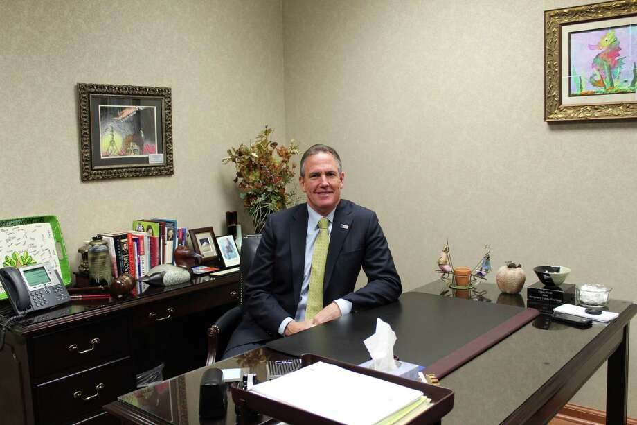 Dr. Don Stockton has been the superintendent at Conroe ISD for the last 15 years and is set to retire at the end of the 2017-2018 school year. Photo: Patricia Dillon
