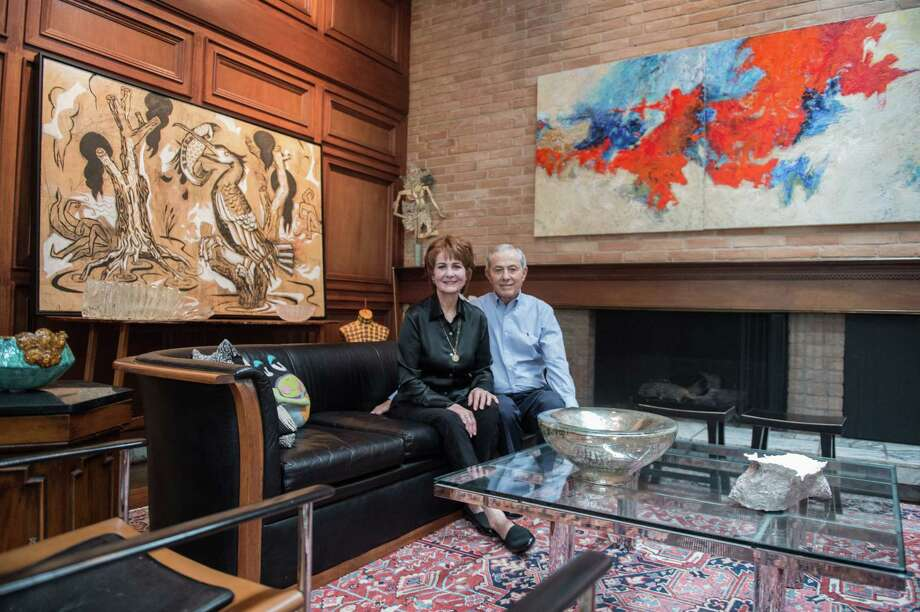 Crystal and Don Owens' home is still full of its mid-century modern charm. Photo: Michael Starghill Jr., Photographer / © Michael Starghill, Jr.