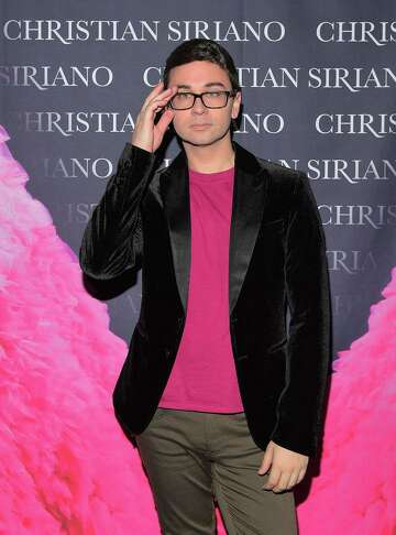 Christian Siriano Reflects On Glam Career And New Book Dresses To Dream About Houstonchronicle Com