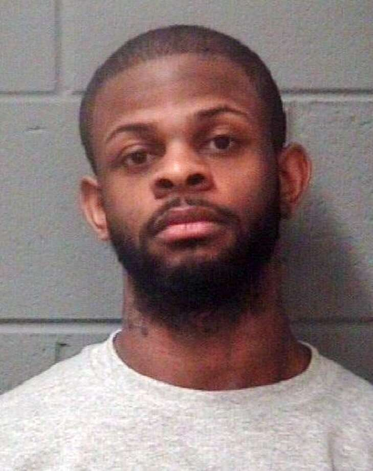 Traquan Romel Curtis, 21, a North Carolina man suspected in the September murder of his 9-month-old daughter in Jacksonville was arrested in Waterbury, Conn. on Friday, Dec. 15, 2017. Photo: Contributed Photo / Contributed Photo / Connecticut Post Contributed