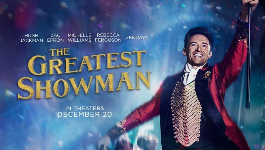 """The Greatest Showman"" a movie musical based on the life of P.T. Barnum will open in theaters Dec. 20th. Photo: 20th Century Fox / Contributed Photo / Connecticut Post Contributed"