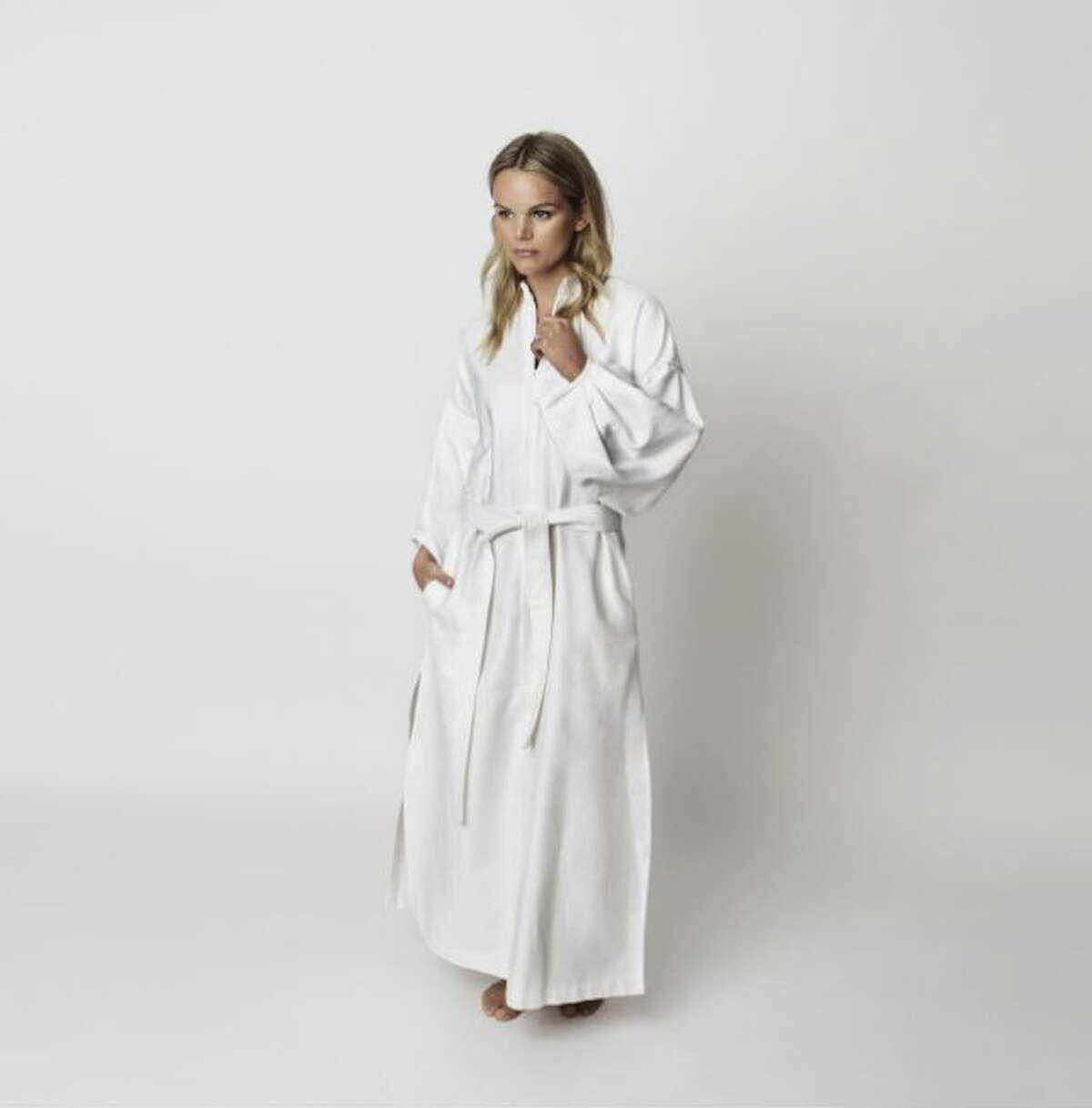 Tish Cox cotton robe ($495)