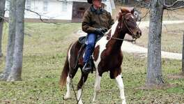 U.S. Senate candidate Roy Moore rides his horse, Sassy, to the polling place in Gallant, Ala. Moore, plagued by allegations of sexual misconduct, lost the race to Doug Jones. A reader says the GOP must own up to the fiasco that was the Moore candidacy.