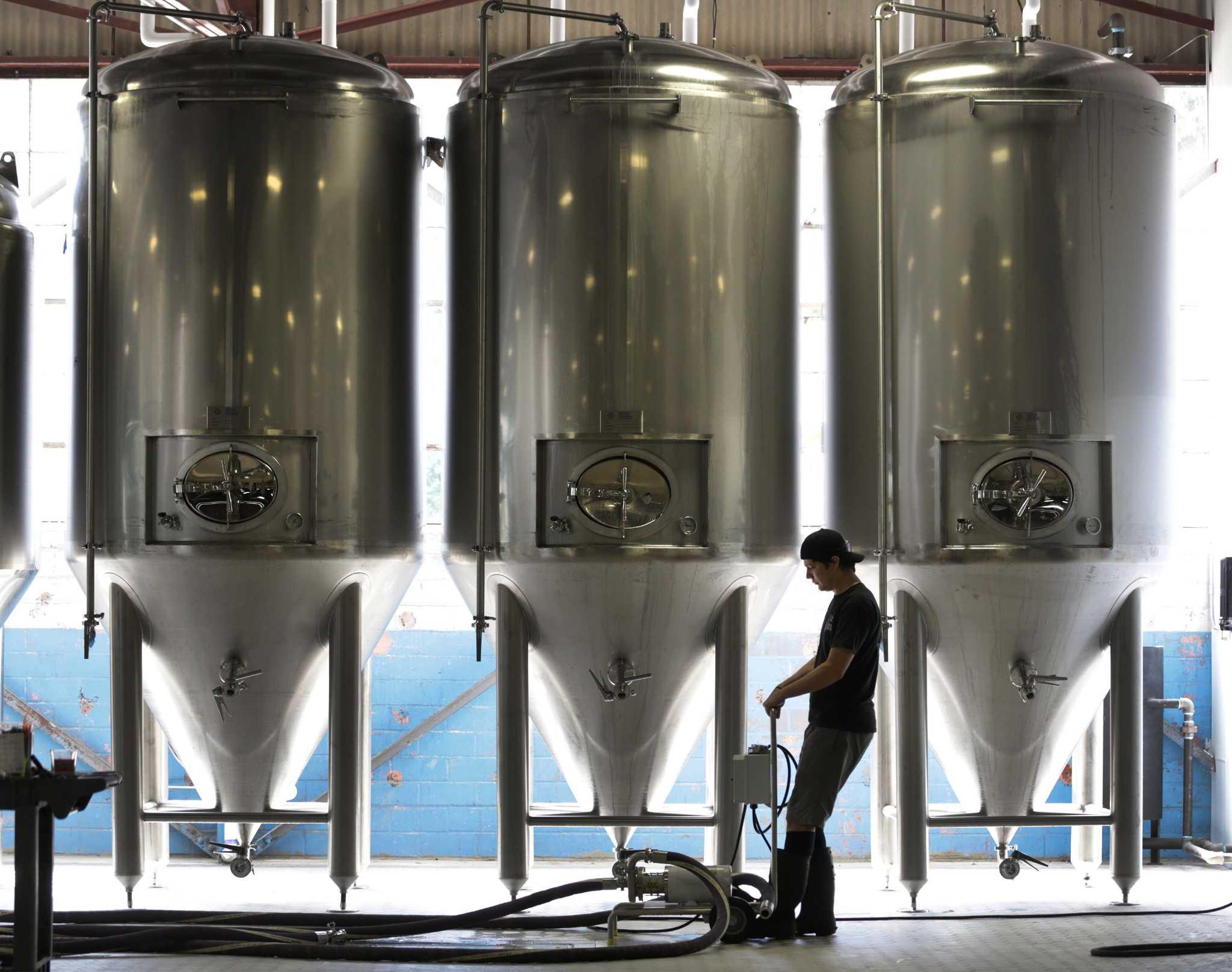 Big beer trying to swallow craft beer industry san for Craft beer san antonio