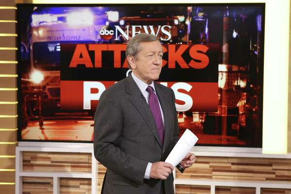 "ABC correspondent Brian Ross speaks on ""Good Morning America."" He will no longer cover stories involving President Donald Trump following his erroneous report Dec. 1 on former national security adviser Michael Flynn. He was also suspended for a month"