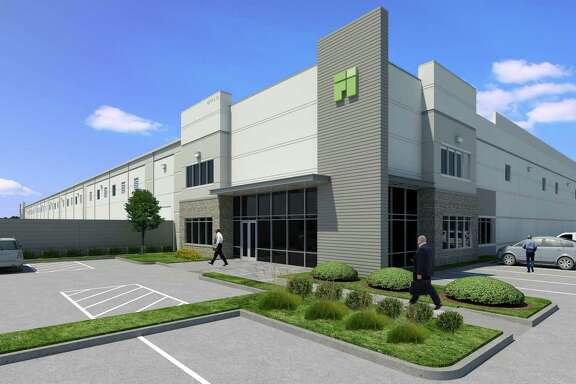 First Industrial Realty Trust broke ground Dec. 1, 2017, on a 126,250-square-foot distribution center in northwest Houston.