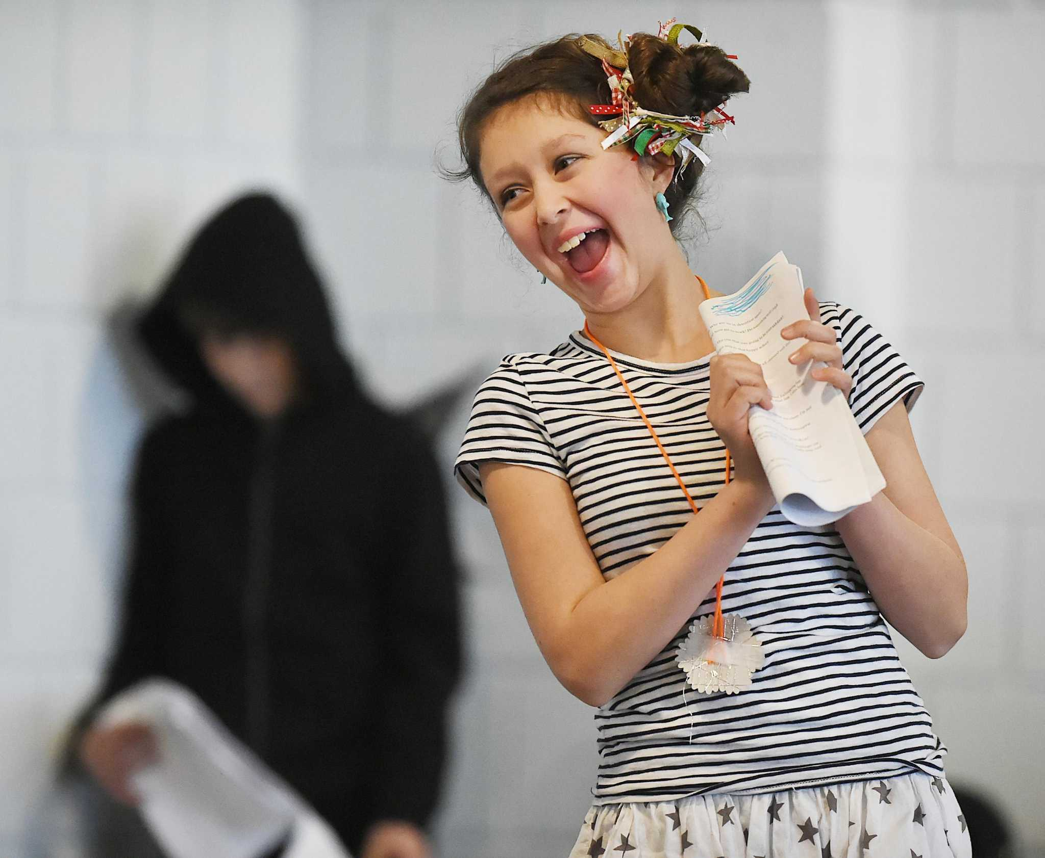 Middle School Students Write Direct And Perform Show At