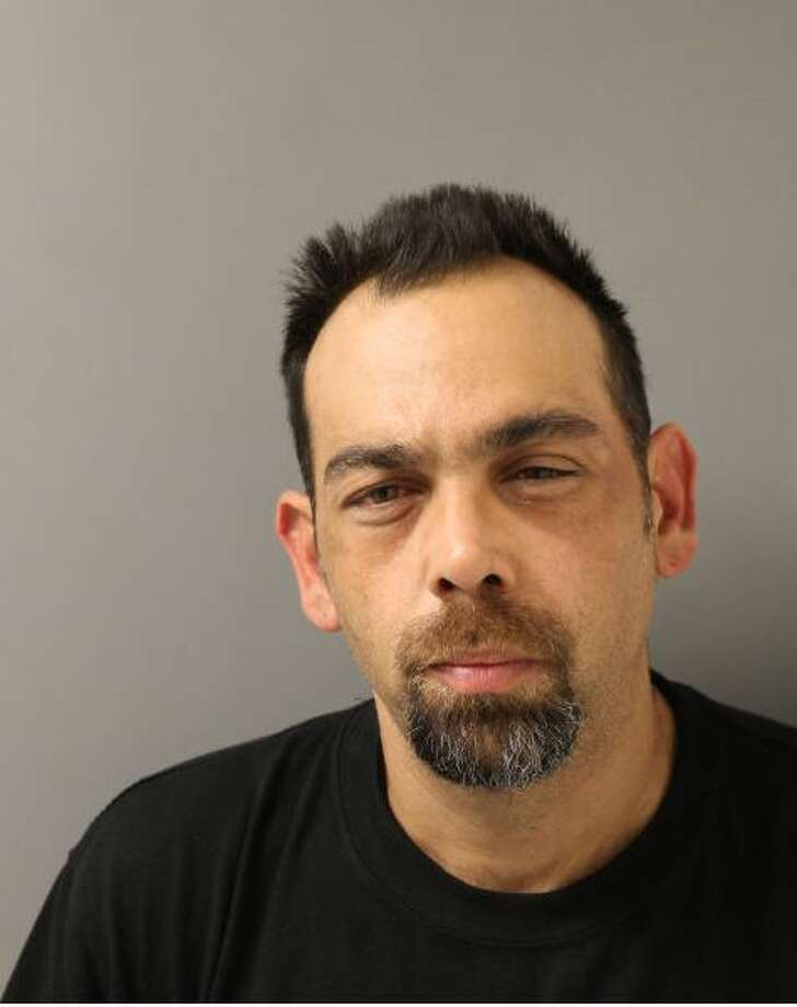 Paul Yonko, 34, was charged in December 2017 with aggravated robbery of a person 65 years of age or older. Photo: Courtesy Harris County District Attorney Office