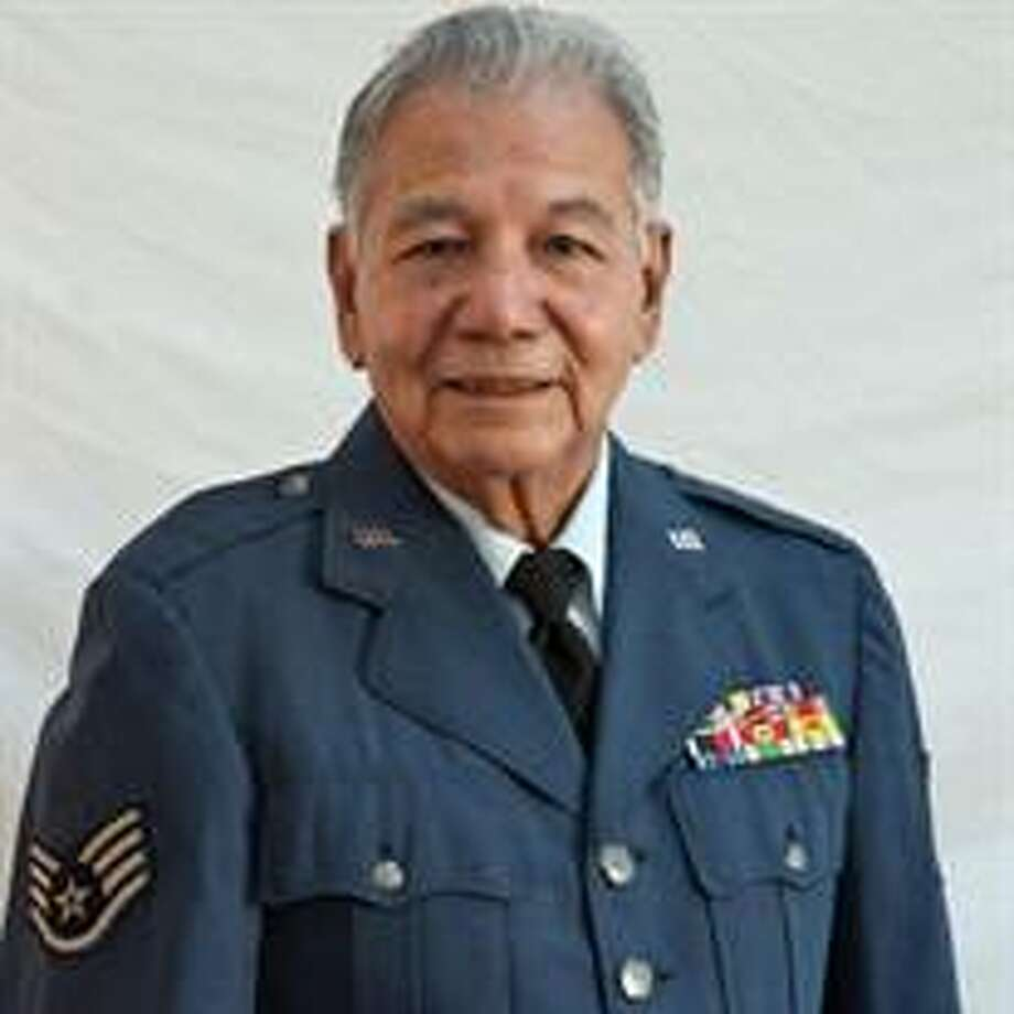 Reynaldo Ovalle Sr. served in the Air Force for 26 years, including two tours during the Vietnam War. Photo: Courtesy Photo