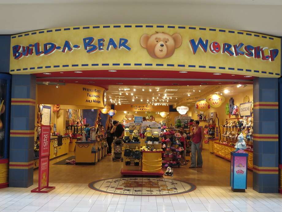 Build-A-Bear Workshop closed its U.S. and Canada locations due to overwhelming crowds during the Pay Your Age Day event. Photo: Dreamstime, TNS
