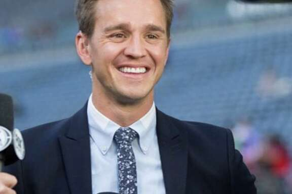 Stuart Holden Former professional soccer player  2016 courtesy photo