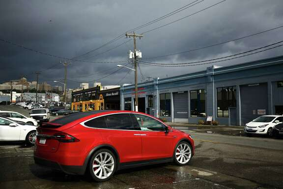 "A report says SEC documents show the commission started investigating Tesla because it believed the company might have been ""making false statements of material fact or failing to disclose material facts concerning the company's Model 3 vehicle."""