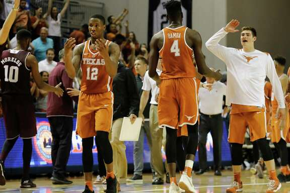 Texas guard Kerwin Roach will have to carry more defensive responsibility with the loss of Andrew Jones.